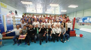 Annual boxing tournament in memory of Vasily Balta